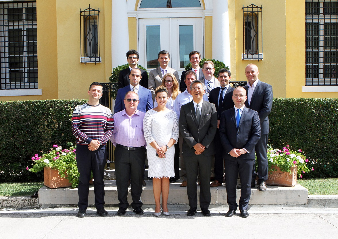 LEAD Albania: Class 2014 Alumni Meet with Ambassador Donald Lu