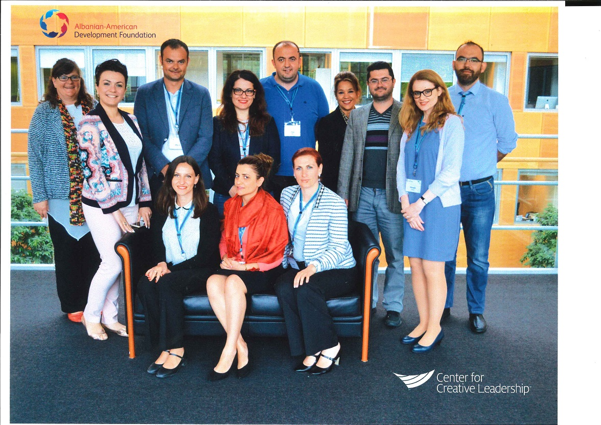 LEAD Albania 2016: Study visit to EU Institutions and leadership development training, Brussels, July 11 – 15, 2016