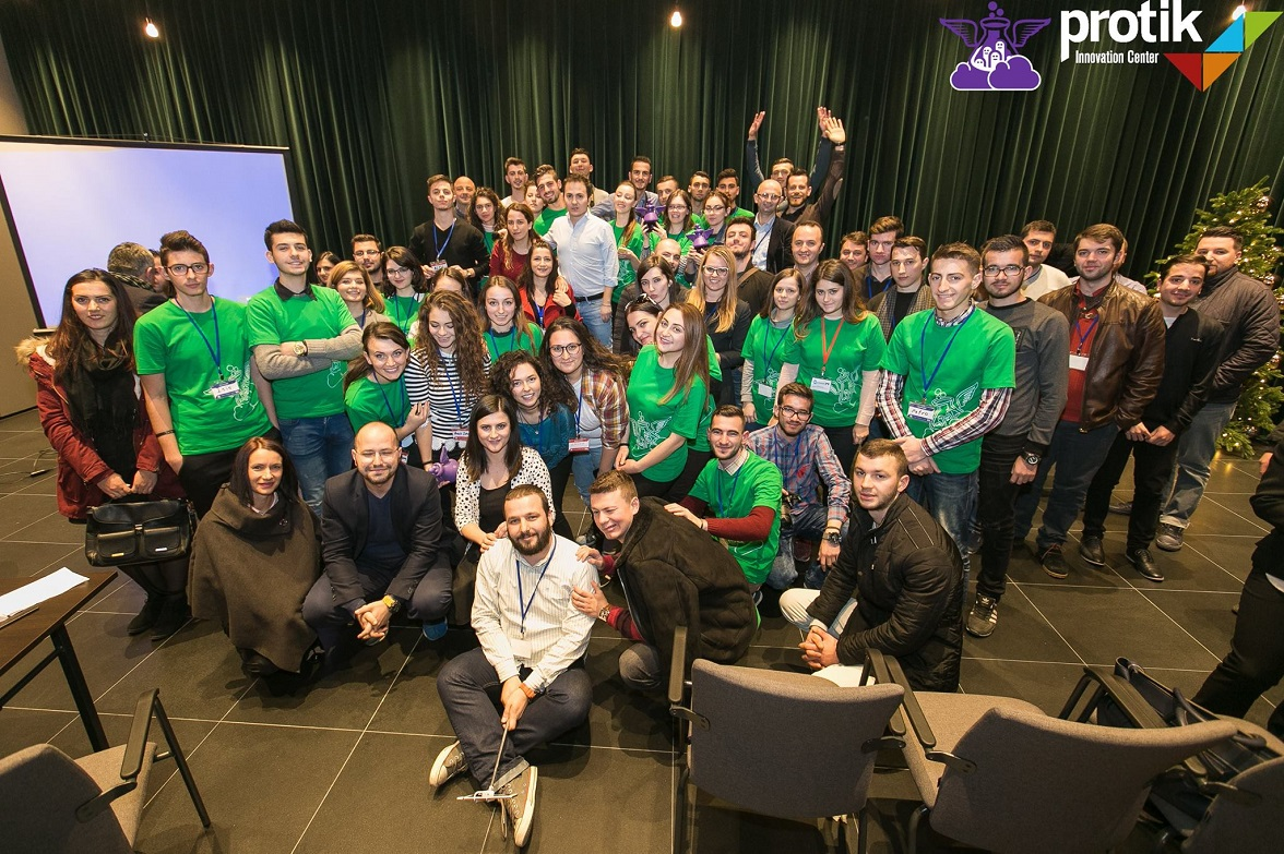 Startup Weekend Tirana 7 from Protik Innovation Center