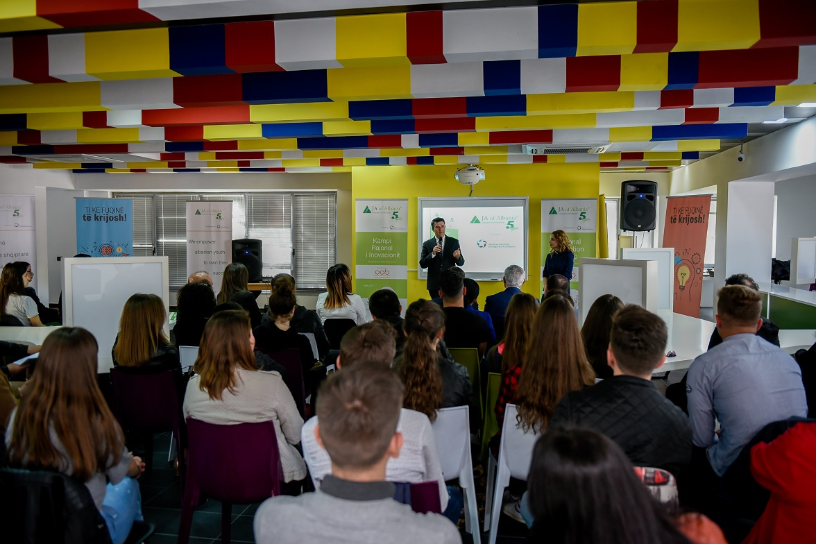 Regional Innovation Camp, Tirana