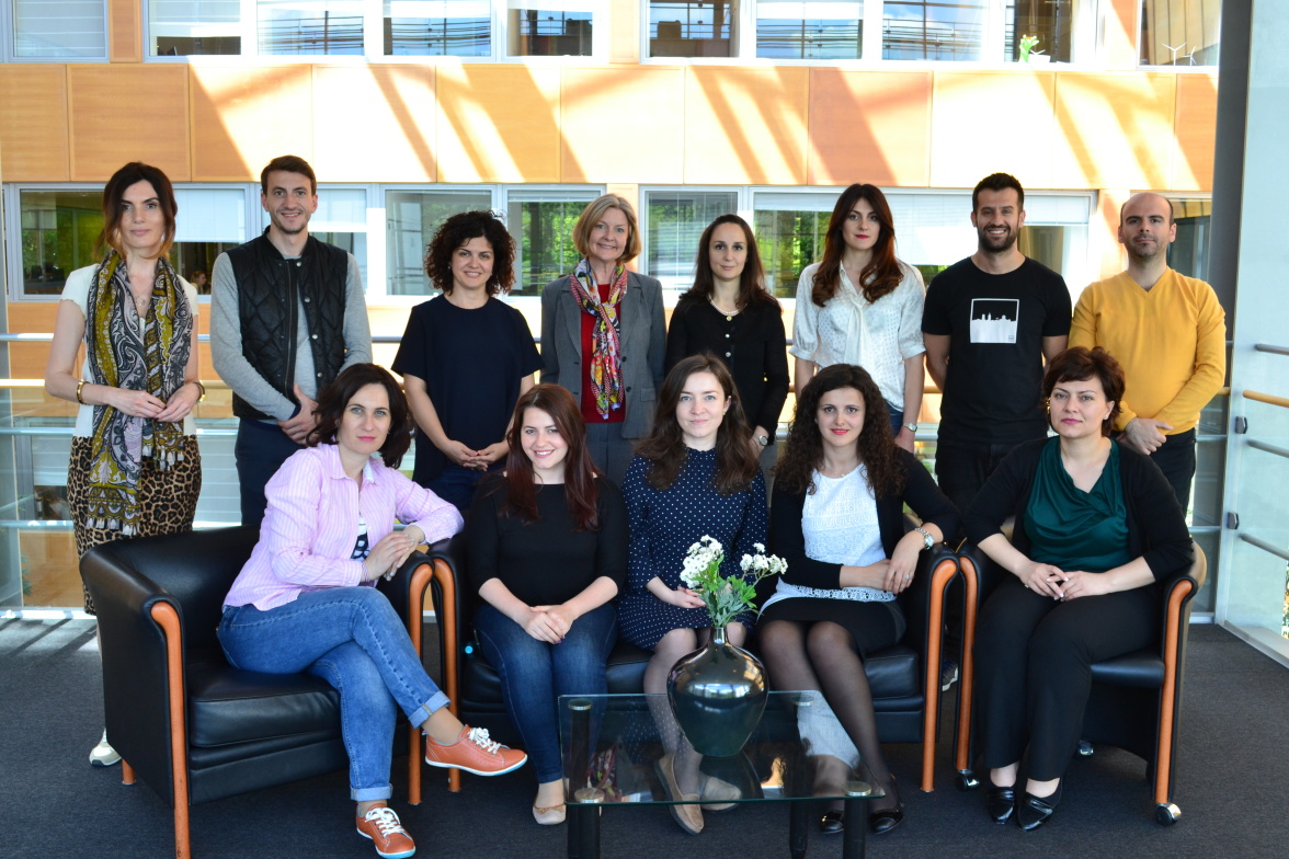 LEAD Albania 2017: Study visit to EU Institutions and leadership development training, Brussels, May 15th – 19th, 2017.