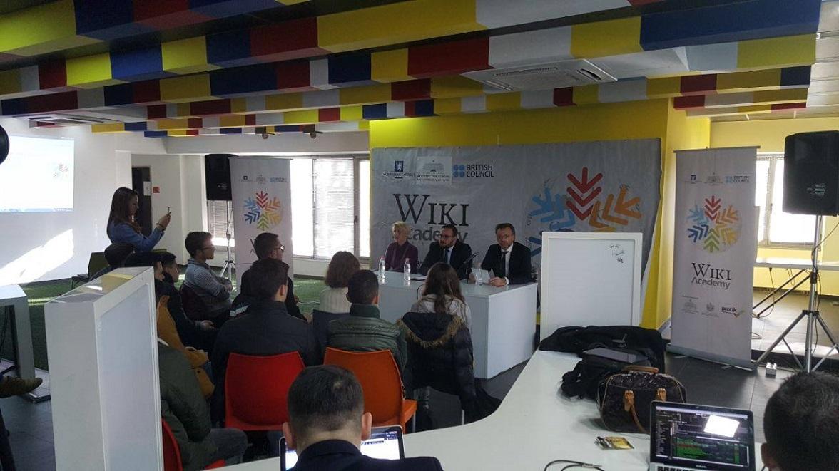 Wiki Academy Albania
