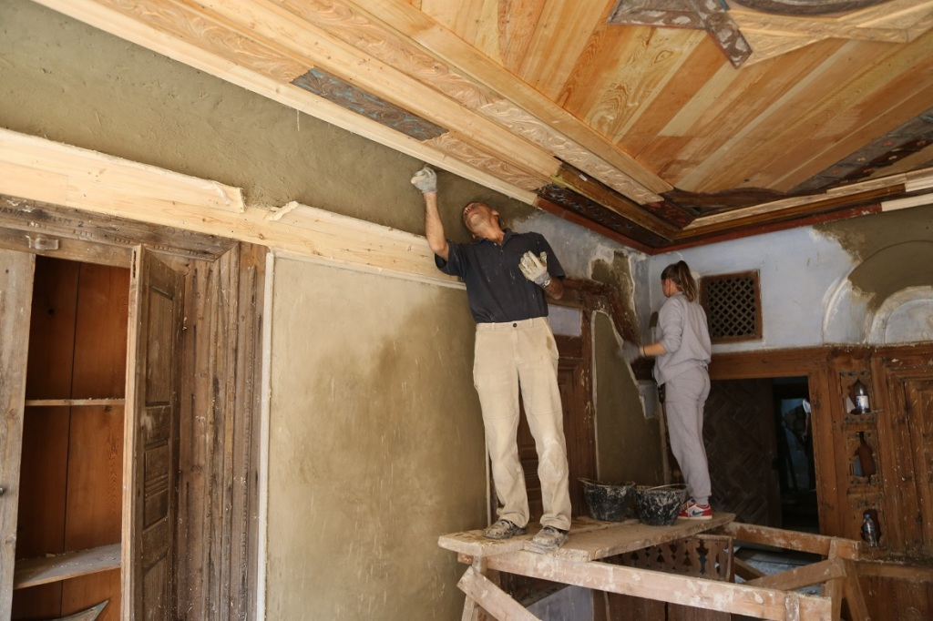 3-Cabej-plaster work
