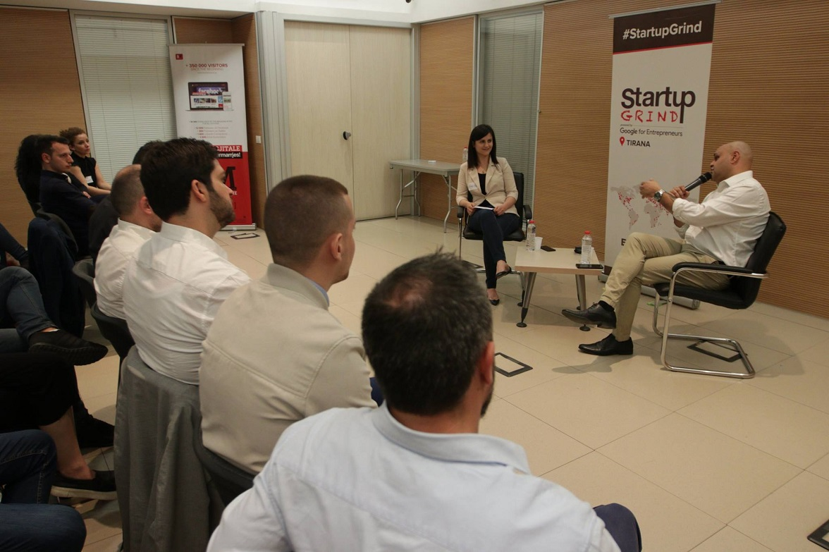 Startup Grind Tirana