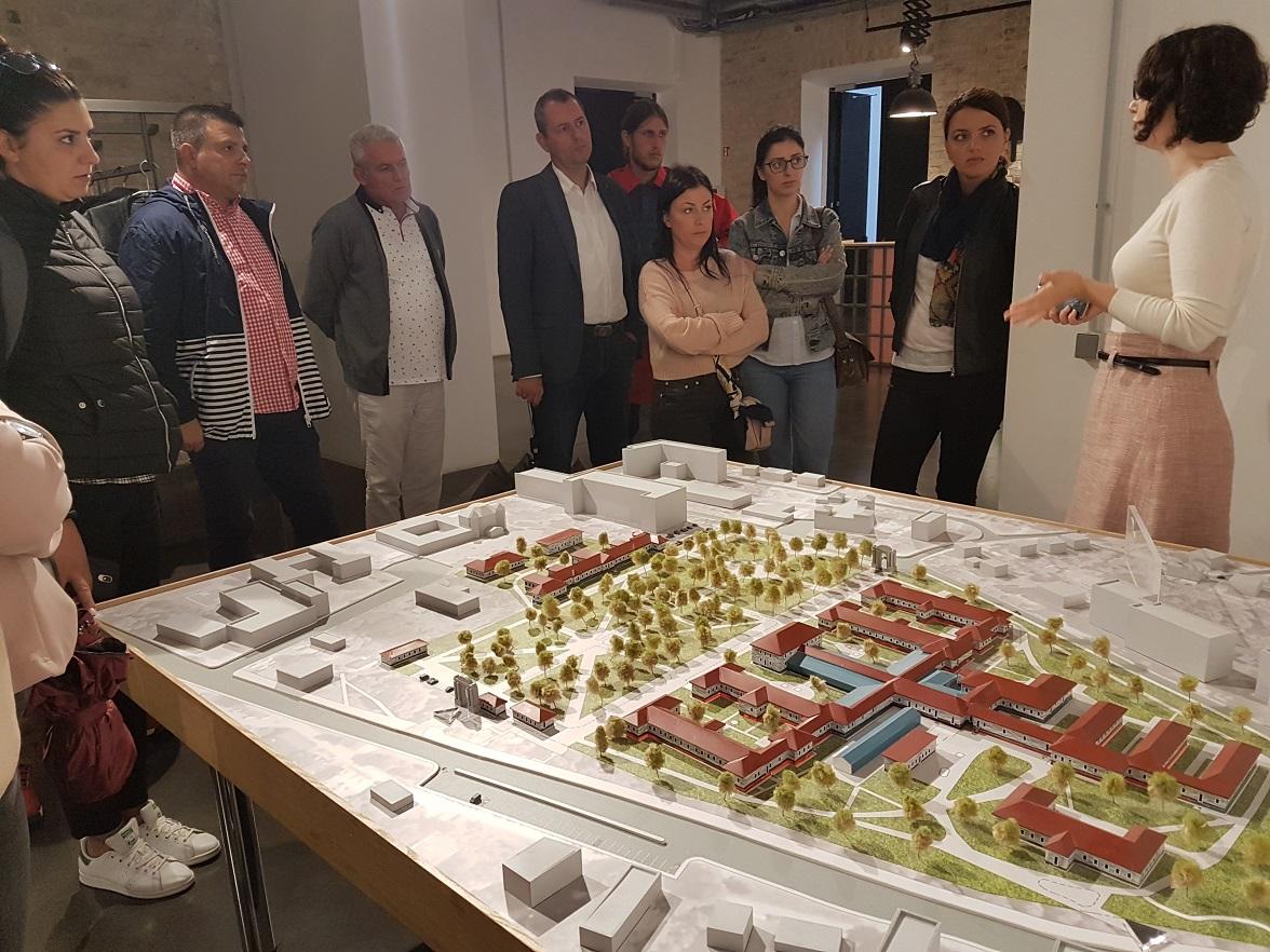 Study Tour in Vilnius, TID Korca & TID Gjirokastra