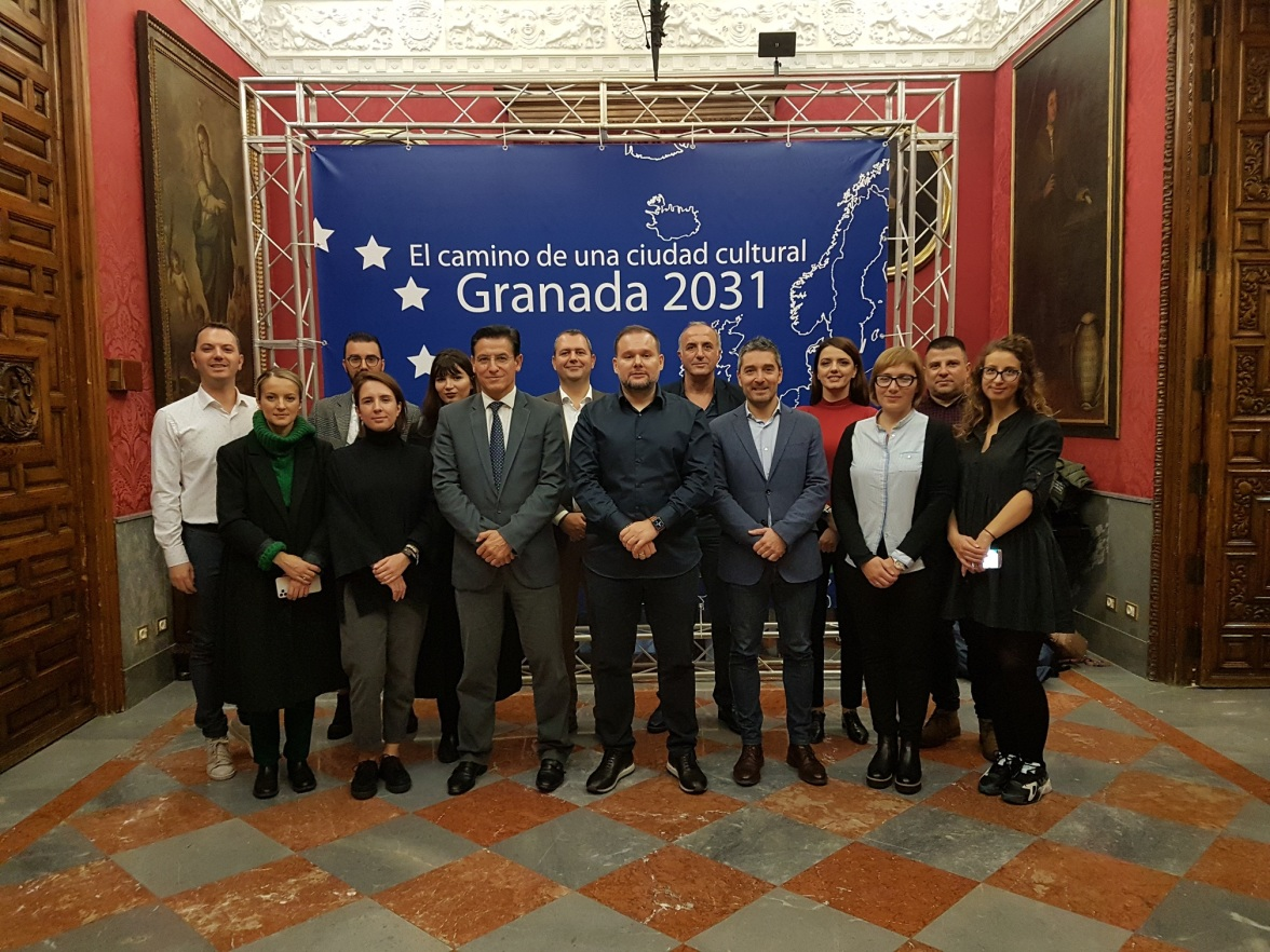 Study Tour in Granada, Spain of BIDs & TIDs Associations