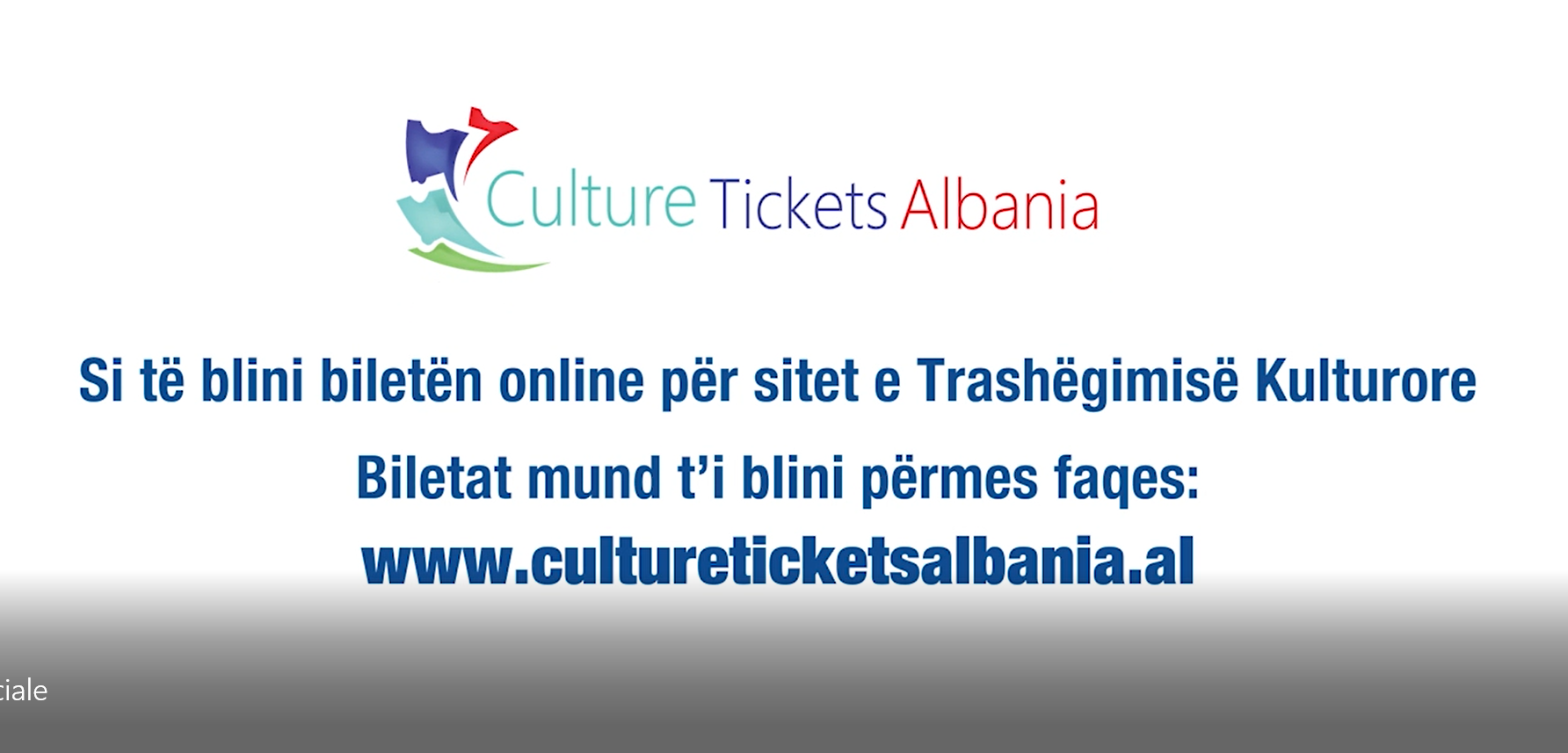 Video tutorial on how to purchase online tickets for E-ticketing sites